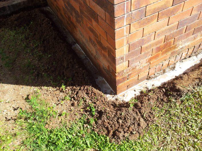 Non-repellent Termite Barrier